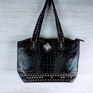Blazin Roxx Studded Shoulder Bag